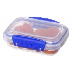 Set 10 cutii alimente Sistema Klip It diverse dimensiuni