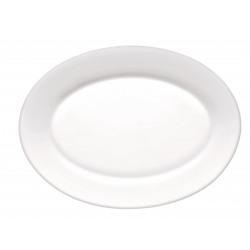 Platou oval opal Bormioli Toledo 36 cm