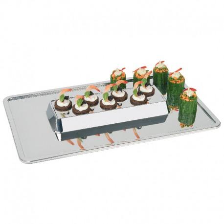 Platou rectangular inox APS GN1 1