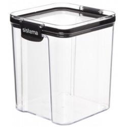 Cutie depozitare alimente Sistema Tritan Ultra Square 920 ml