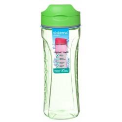 Sticla plastic Sistema Swift Tritan 600 ml diverse culori