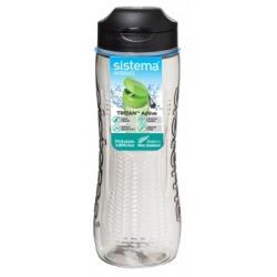 Sticla plastic Sistema Active Tritan 800 ml diverse culori
