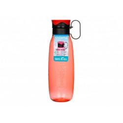 Sticla plastic Sistema Traverse Tritan 850 ml diverse culori