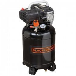 BD 195/24V-NK - Compressor 24L vertical fara ulei 1,5 Hp/1,1 kW 10 bar/145 PSI 180l/min-6,4 CFM