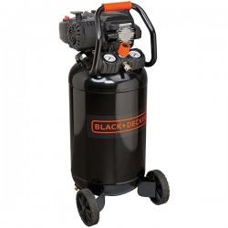 Compresor vertical fara ulei 50L Black+Decker 2 Hp/1,5 kW 10 bar/ - BD 227/50V-NK