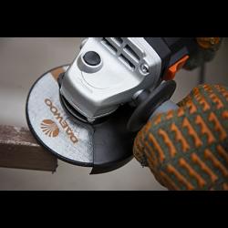 Polizor unghiular Daewoo 900W/125 mm - DAAG125-90
