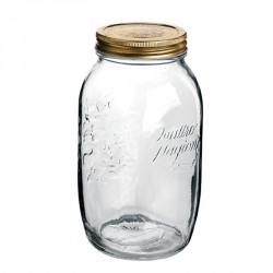 Borcan sticla Bormioli Quattro Stagioni cu capac 1.5 L