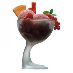 Cupa desert / inghetata sticla Bormioli Jerba 360 ml - diverse modele