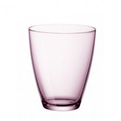 Set 6 pahare Bormioli Zeno diferite culori 400 ml