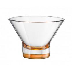 Cupa desert / inghetata Bormioli Ypsilon Spray 375 ml - diverse culori