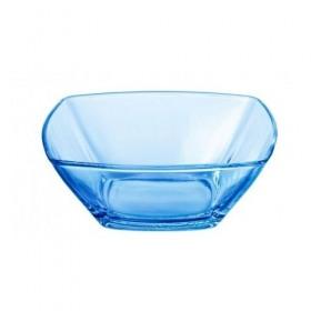 Bol Sticla Salata Bormioli Eclissi Albastru 23 cm