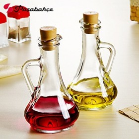 Oliviera set 2 sticle ulei otet Pasabahce Olivia 260 ml