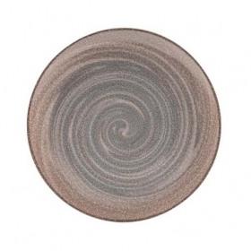 Farfurie intinsa portelan Ionia Dini 18 cm