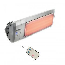 Incalzitor 9/3S20BTW cu lampa infrarosu Heliosa 9.3 Amber Light 2000W IPX5