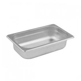 Container inox GN 1/4 Yalco 6.5 cm