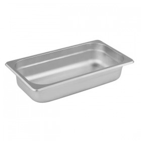 Container inox GN 1/3 Yalco 15 cm