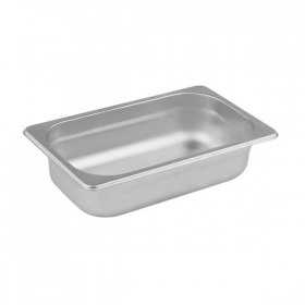 Container inox GN 1/4 Yalco 10 cm