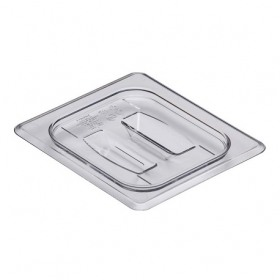 Capac GN 1/6 policarbonat Cambro 17.6x16.2 cm