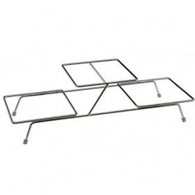 Stand bufet 3 compartimente APS 55.5x19 cm