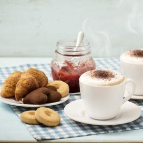 Set cafea opal 6 pers Bormioli Toledo 160 ml