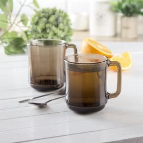 Cana sticla Duralex Creole Lys 310 ml