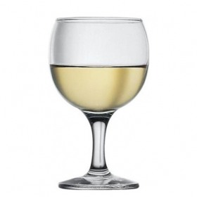 Pahar vin alb Pasabahce Bistro 190 ml
