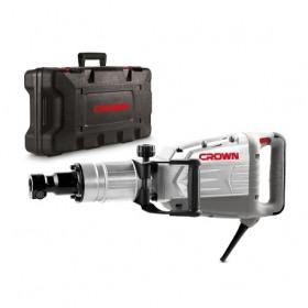 Ciocan demolator Crown CT18095 BMC profesional 19kg HEX 30mm 1700W 50J