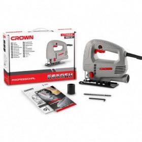 Fierastrau Crown CT15212 pendular profesional 550W 65mm 700-3000rpm