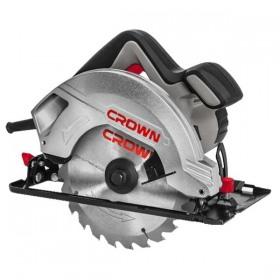 Fierastrau Crown CT15187-165 circular profesional 1200W 165mm 5500rpm