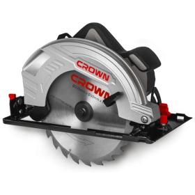 Circular de mana Crown CT15210-235 profesional 2000W 235mm 4500rpm