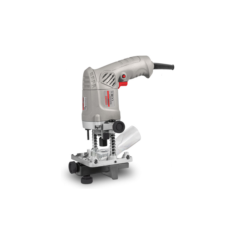 Masina de frezat profesionala 430W, 6mm, 26000rpm Crown - CT11020