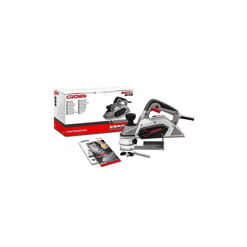 Rindea electrica Crown CT14019X profesionala 710W 82mm 16000rpm