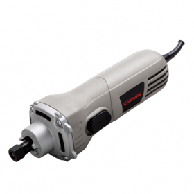 Polizor drept gat scurt biax profesional 600W, 6mm, 27000rpm Crown - CT13308