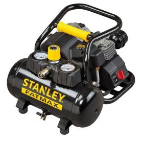 Compresor Stanley Fatmax HY 227/10/5 orizontal profesional 2CP 10Bar 222L/min
