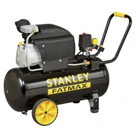 Compresor Stanley Fatmax D 211/8/50S orizontal profesional 2CP 8Bar 222L/min