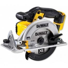 Circular de mana DeWALT DCS391N profesional 18V 5150rpm 165mm