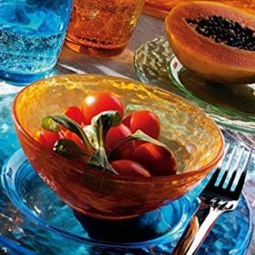 Bol salata sticla Bormioli Palatina 14 cm