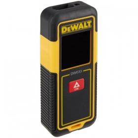 Telemetru DeWALT® DW033 - laser 30m un buton