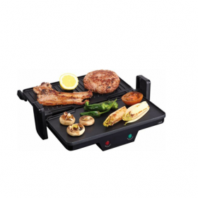 Grill electric 3 in 1 Jata Contact 27 x 14 cm