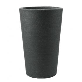 Ghiveci mediu negru Keter Varese 35 cm 32 L