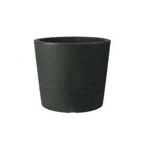 Ghiveci mic granit fara farfurie Keter Varese 40 cm 25 L