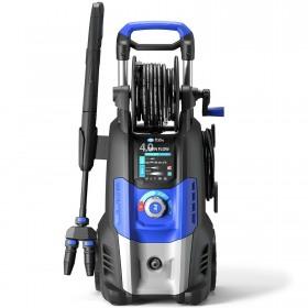 Masina de spalat Annovi Reverberi AR4.0DTS profesionala cu 2 motoare 2500W 150bar 810l/h