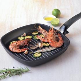 Tigaie grill Fissler Special 28 cm