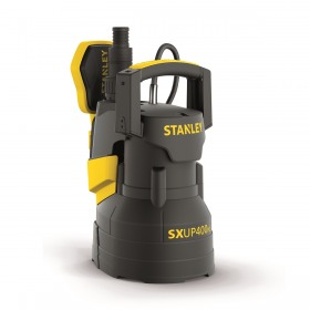 Pompa submersibila Stanley pentru apa curata 400W 9000 l/h - SXUP400PCE