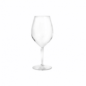 Pahar vin policarbonat transparent Gold Plast Redone 510 ml