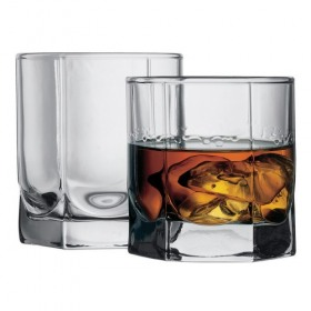 Set 6 pahare whiskey Pasabahce Tango 250 ml