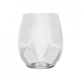 Pahar apa policarbonat transparent Gold Plast Water 390 ml