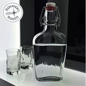 Sticla Bormioli Fiaschetta 500 ml