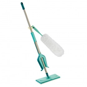 Set Mop Piccolo Micro Duo S + Pamatuf Duster XL Leifheit