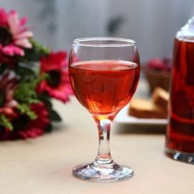 Set 6 pahare vin rosu Pasabahce Bistro 225 ml